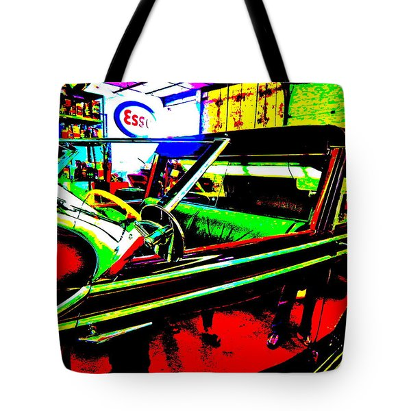 Bahre Car Show II 31 Tote Bag