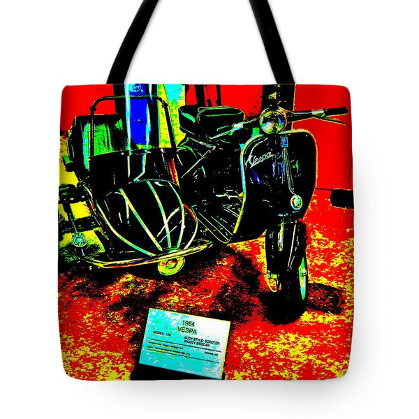 Bahre Car Show II 33 Tote Bag
