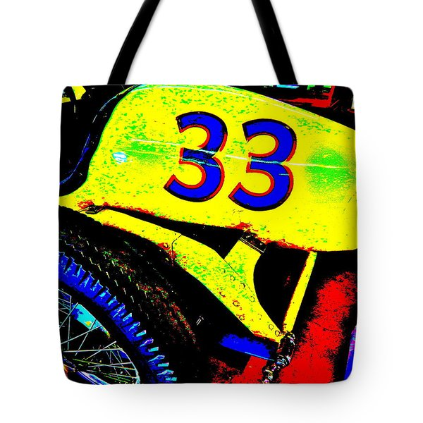 Bahre Car Show II 34 Tote Bag