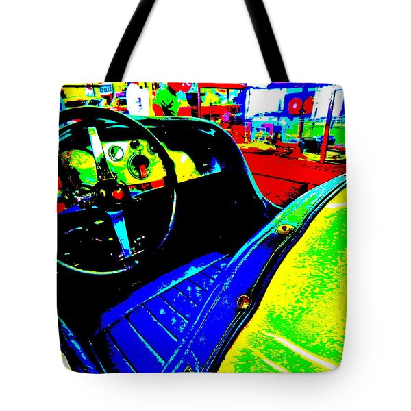 Bahre Car Show II 35 Tote Bag