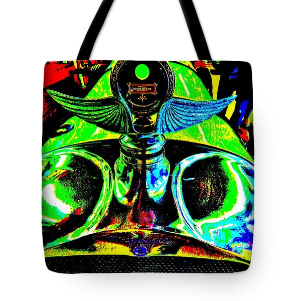 Bahre Car Show II 36 Tote Bag