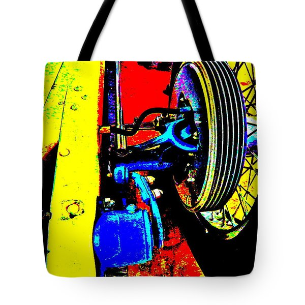 Bahre Car Show II 37 Tote Bag
