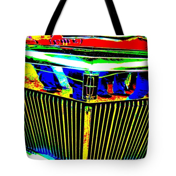 Bahre Car Show II 39 Tote Bag
