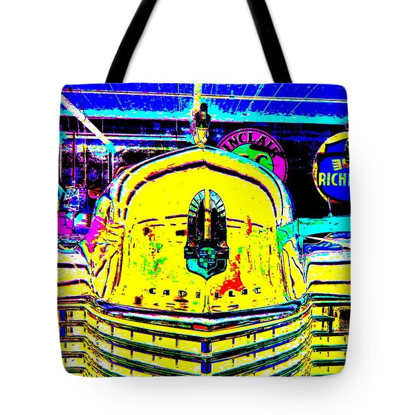 Bahre Car Show II 42 Tote Bag