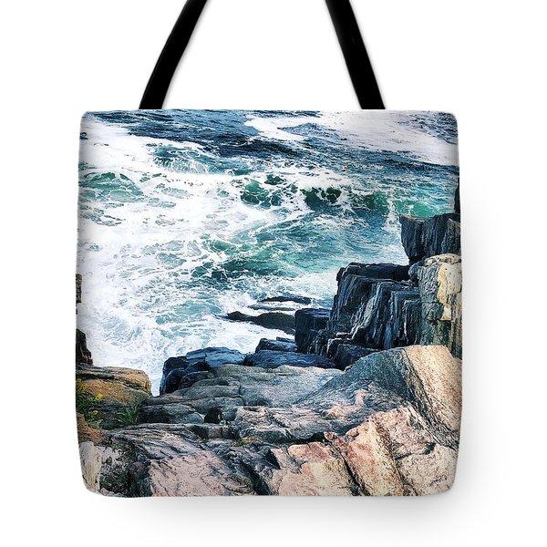 Bailey Island No. 3 Tote Bag