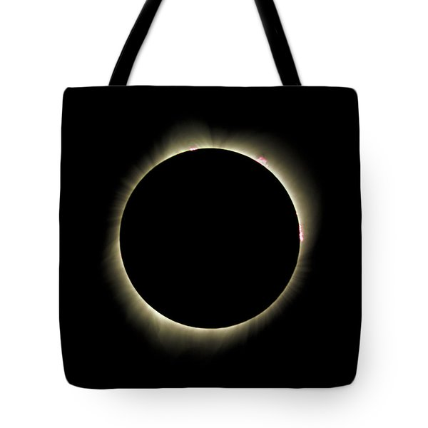 Bailys Beads - 2017 Total Solar Eclipse Tote Bag