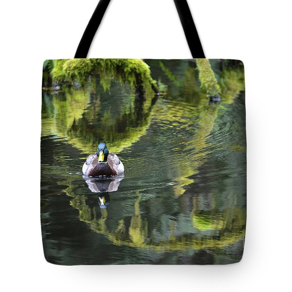 Bainbridge Duck Tote Bag