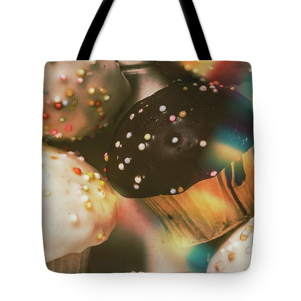 Bakers Cupcake Delight Tote Bag