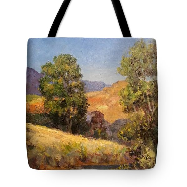 Bakesfield Creek Afternoon Tote Bag
