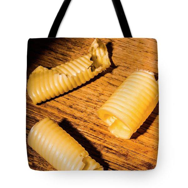 Baking Curls Tote Bag