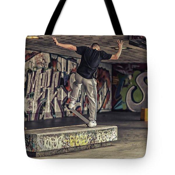 Balance Tote Bag