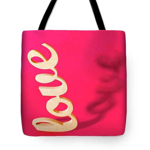 Balanced Love  Tote Bag