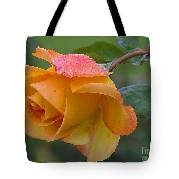Balboa Rose Tote Bag