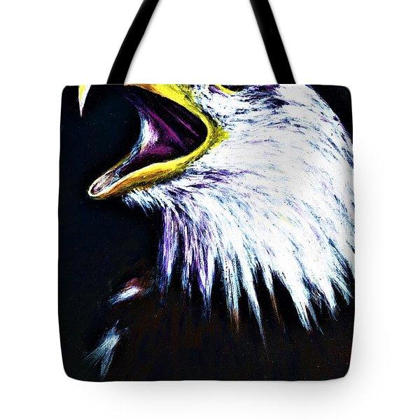 Bald Eagle - Francis -audubon Tote Bag