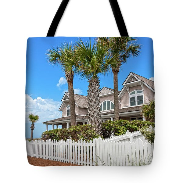 Bald Head Island Perfect Day Tote Bag