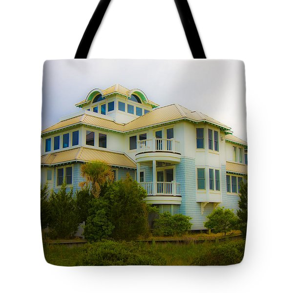 Seaside Getaway  Tote Bag