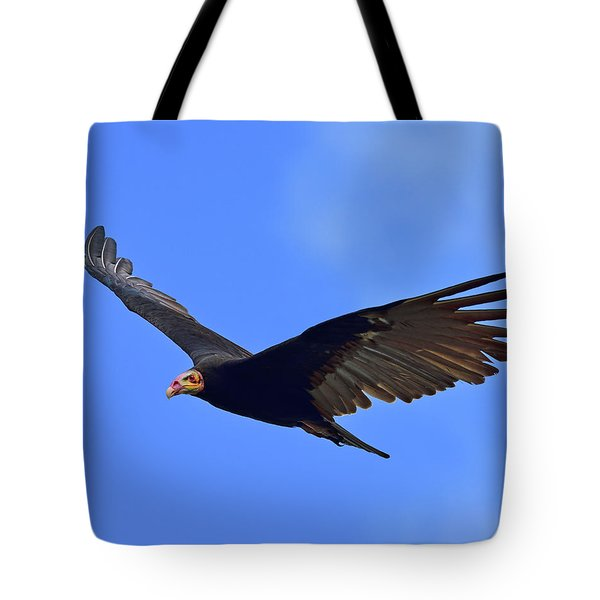 Bald Is Beautiful Tote Bag by Tony Beck