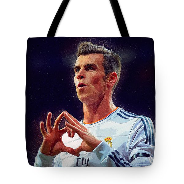 Bale Tote Bag by Semih Yurdabak
