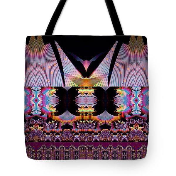 Bali Hai Tote Bag