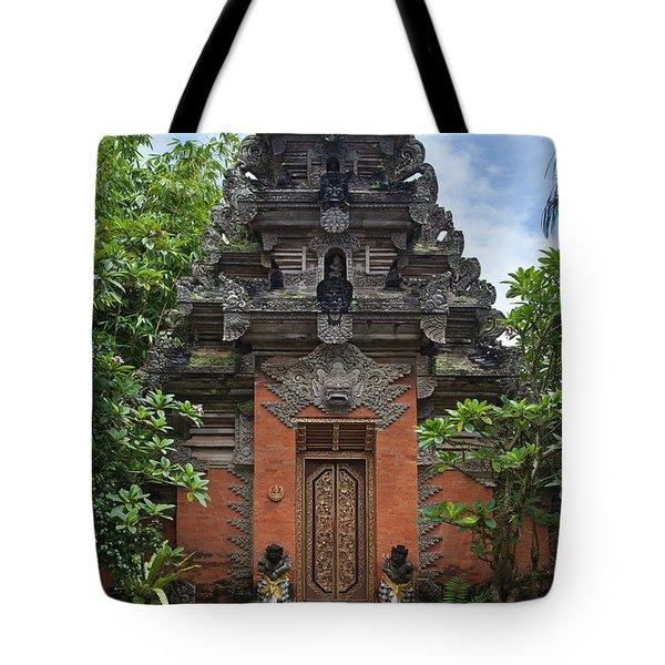 Bali_d3 Tote Bag