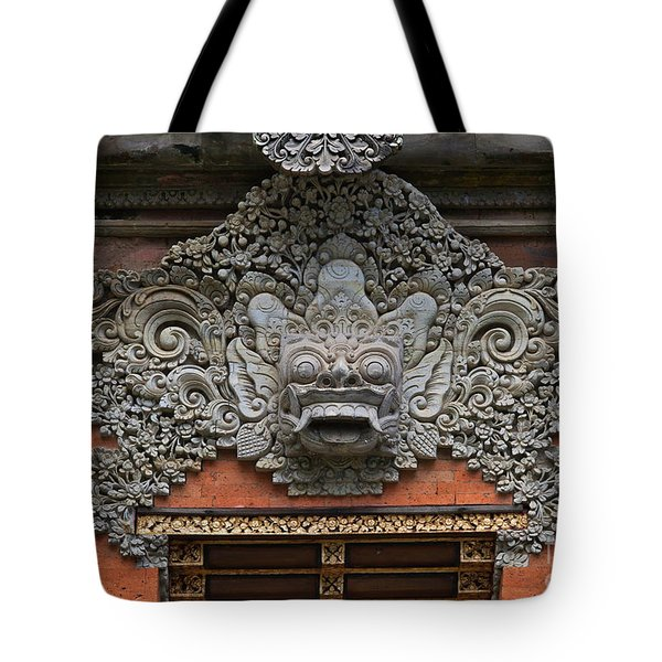 Bali_d5 Tote Bag by Craig Lovell
