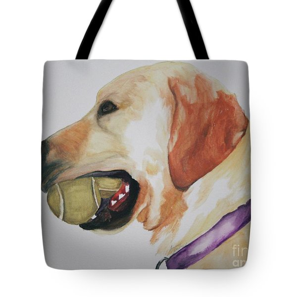 Ball Boy Tote Bag