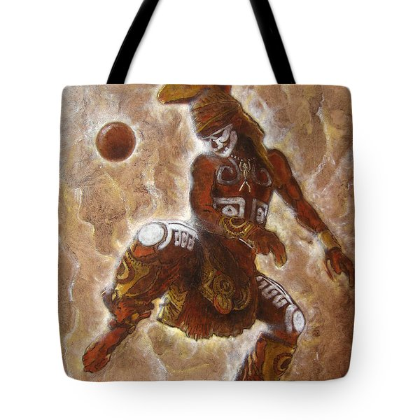 Ball Game Tote Bag