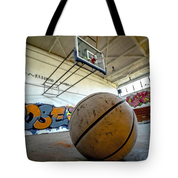 Ball Is Life Tote Bag