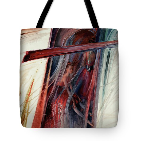 Balle-t Tote Bag