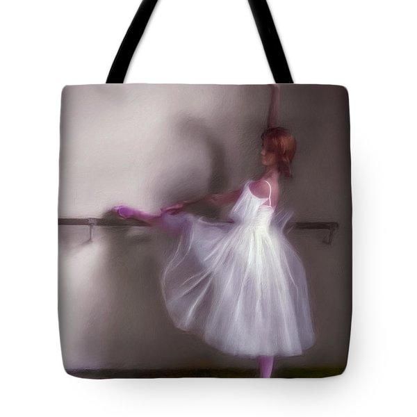 Ballerina-2 Tote Bag