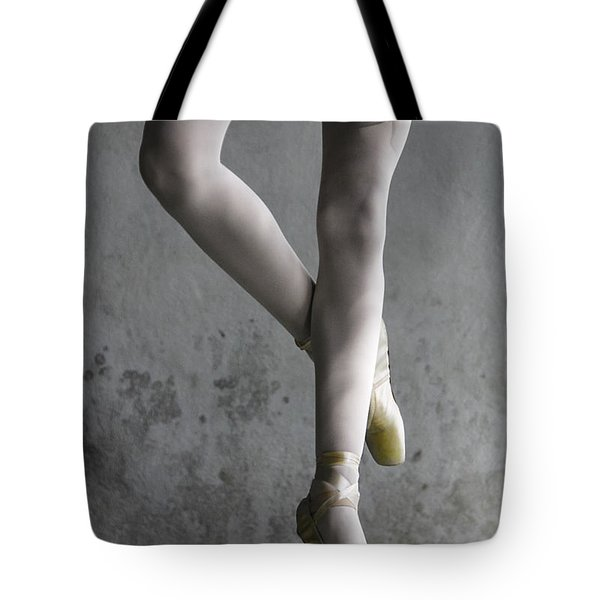 Tote Bag featuring the photograph Ballerina by Marla Craven