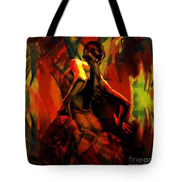 Ballet-c Tote Bag by Gull G