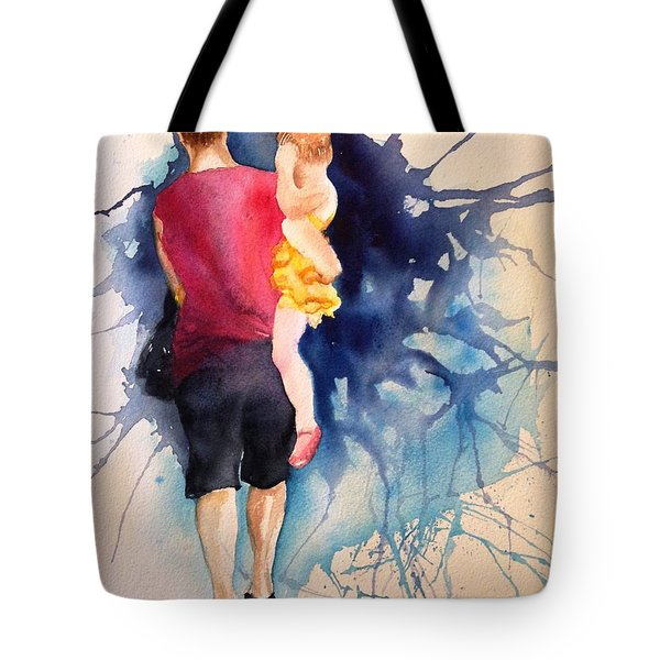 Ballet Mum - Original Sold Tote Bag