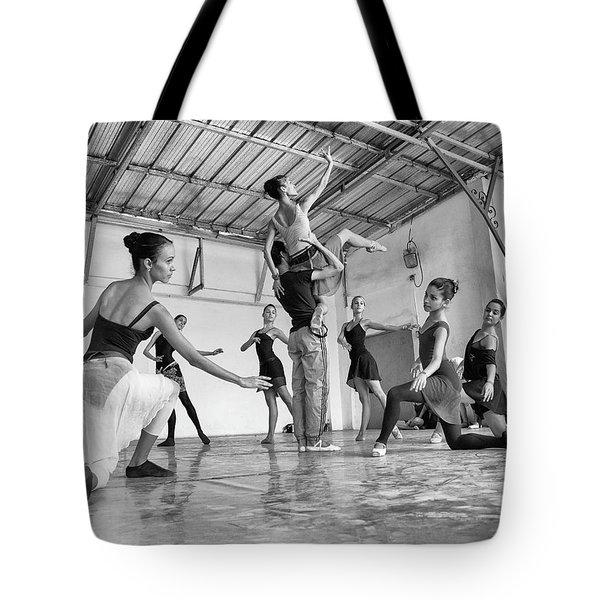 Ballet Practice - Havana Tote Bag