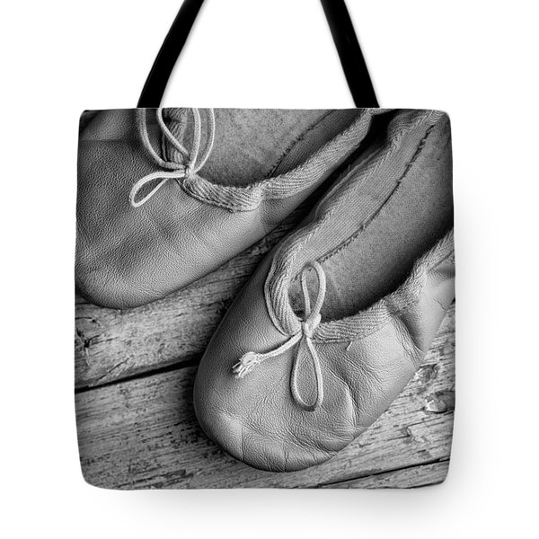 Ballet Shoes Tote Bag