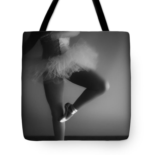 Ballet Slippers Tote Bag