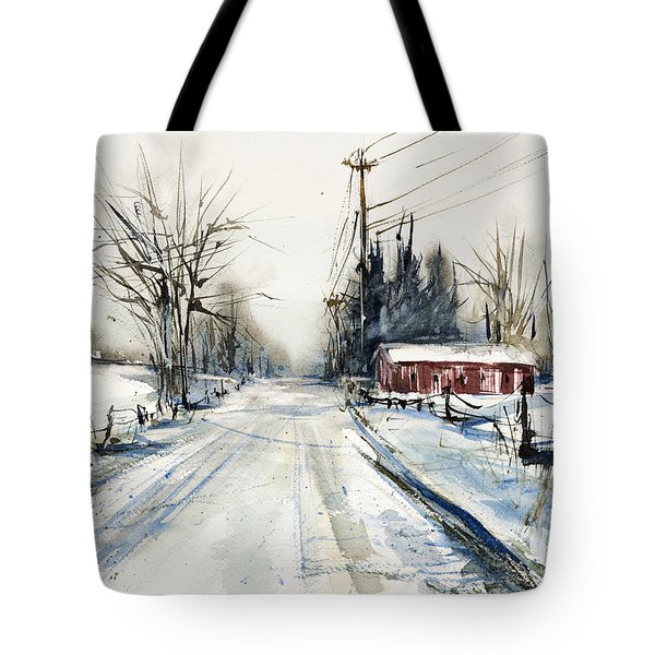 Ballina Road Tote Bag