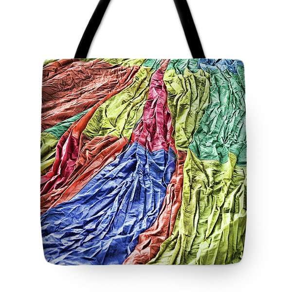 Balloon Abstract 1 Tote Bag