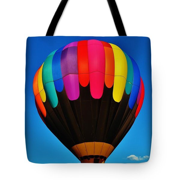 Balloon Colors Tote Bag