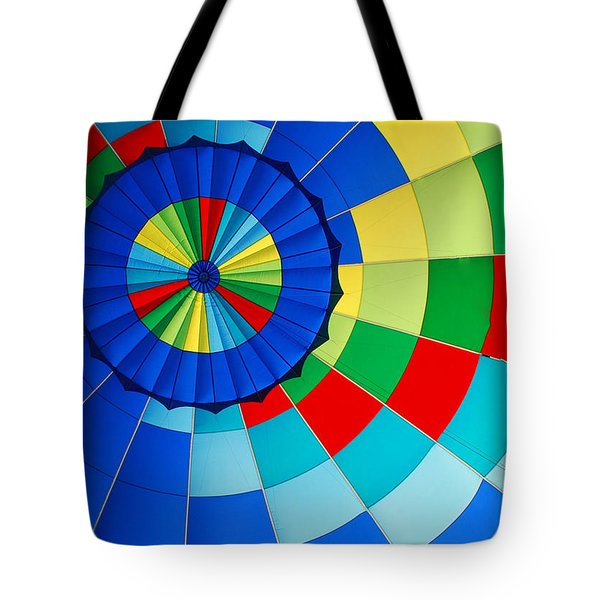 Balloon Fantasy 8 Tote Bag by Allen Beatty