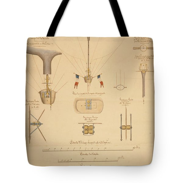 Balloon Patent Tote Bag