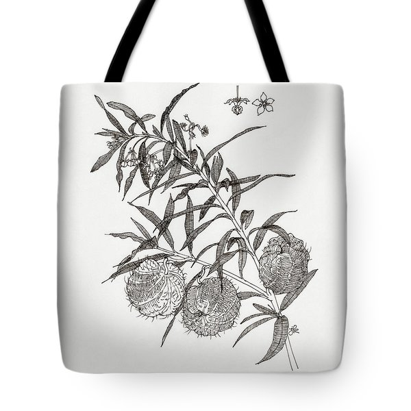 Balloon Plant Tote Bag