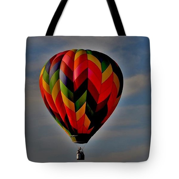 Balloons In The Sky Tote Bag