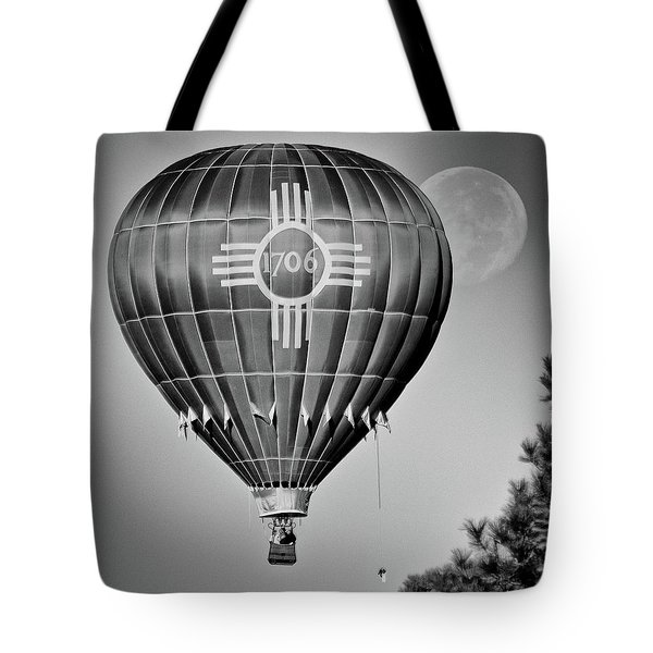 Ballunar Eclipse Tote Bag