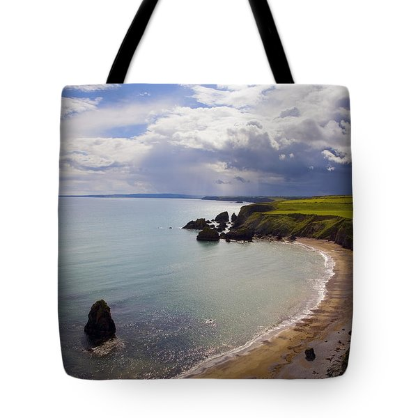 Ballydowane Beach, Copper Coast, County Tote Bag