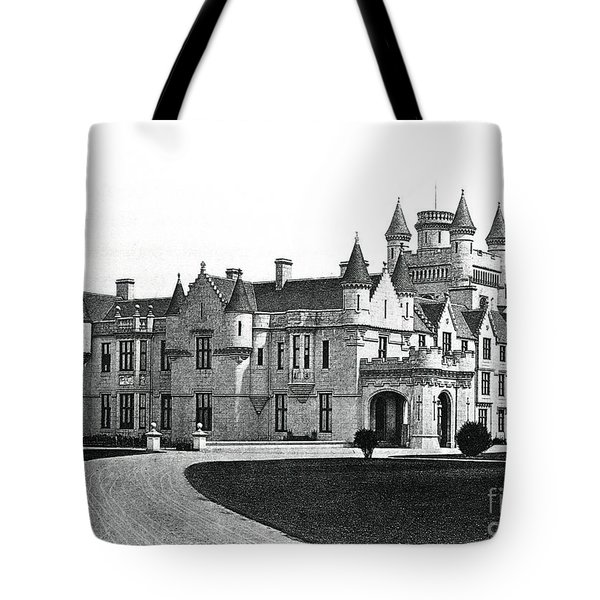 Balmoral Castle  Tote Bag by English School