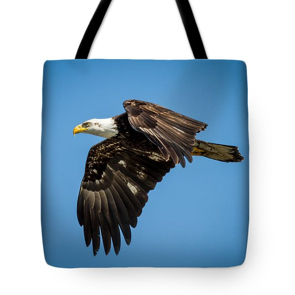 Bals Eagle Proudly Soaring Tote Bag