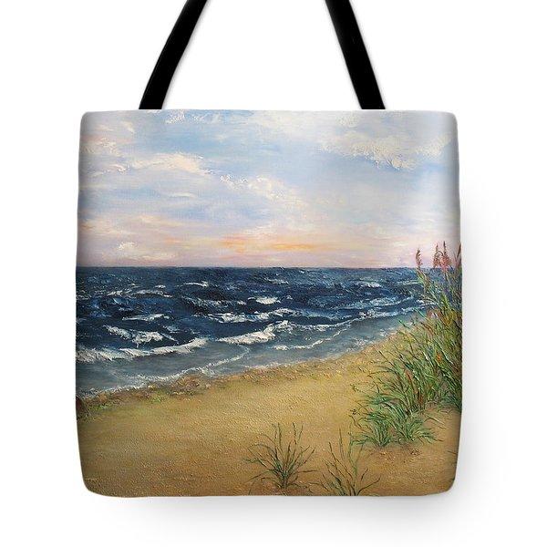 Baltic Coast Tote Bag