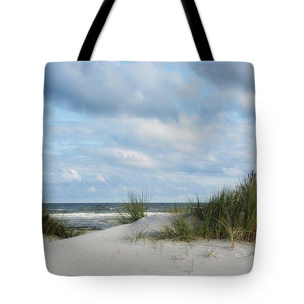 Baltic Sea Tote Bag by Joachim G Pinkawa