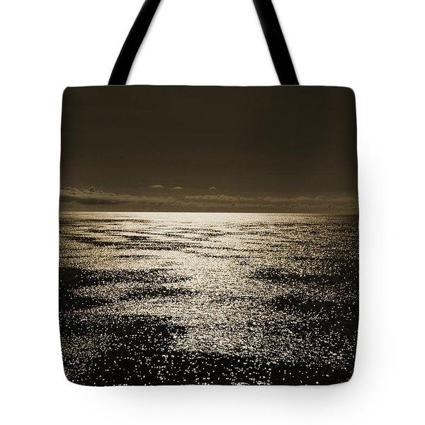 Baltic Sea. Tote Bag by Terence Davis